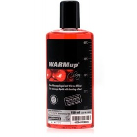 WARMup Aceite de masaje efecto calor Cereza 150ml
