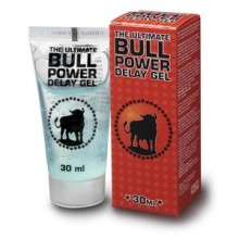Bull Power Delay gel para retrasar el orgasmo masculino
