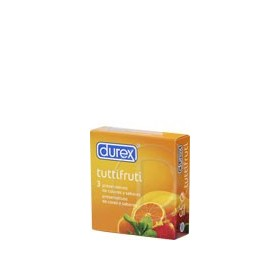 Durex Pleasurefruits 3 uds.