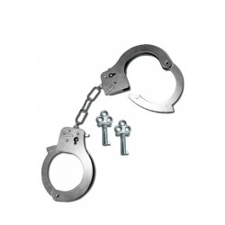 Metal Handcuffs, esposas...