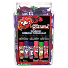 Flavored 10 ml - Caja Surtido Display 144 uds