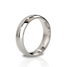 The Earl - Round Cock Ring 51 mm Polished
