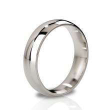 The Earl - Round Cock Ring 55 mm Polished