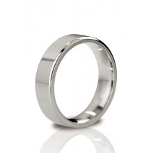 The Duke - Angular Cock Ring 51 mm Polished