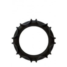 Adonis Silicone Rings - Atlas - Black