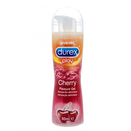 Durex Play Cherry sabor cereza