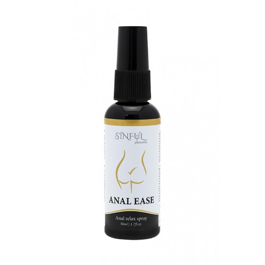 Anal Ease relajante y dilatador anal natural en spray