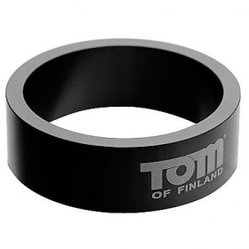 TOM OF FINLAND aluminio ANILLO 50mm