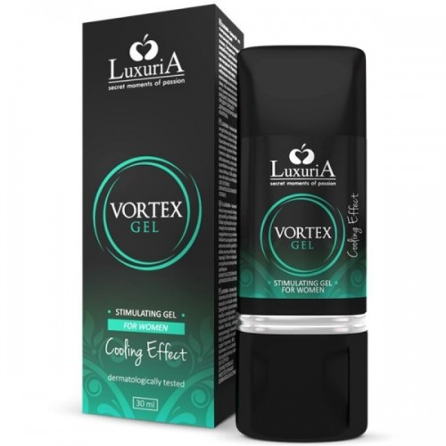 Vortex Gel Cooling Effect...